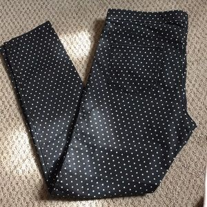 Jean Jeggings With Stars
